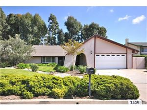 Photo of 2836 BIG SKY Place, Simi Valley, CA 93065 (MLS # SR18246104)