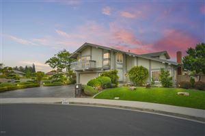 Photo of 2260 CALAVERAS Drive, Camarillo, CA 93010 (MLS # 218007105)