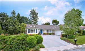 Photo of 22340 ALGUNAS Road, Woodland Hills, CA 91364 (MLS # SR19112105)