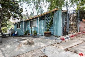 Photo of 309 CRANE BLVD., Los Angeles , CA 90065 (MLS # 18332106)