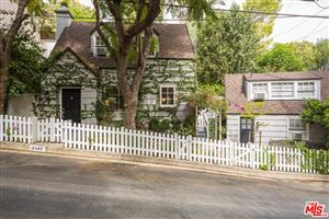 Photo of 4141 CRISP CANYON Road, Sherman Oaks, CA 91403 (MLS # 18335106)
