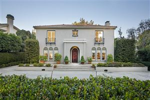 Photo of 1376 RIDGE Way, Pasadena, CA 91106 (MLS # 818005106)