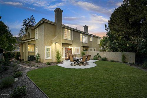 Photo of 5741 TANNER RIDGE Avenue, Westlake Village, CA 91362 (MLS # 219011107)