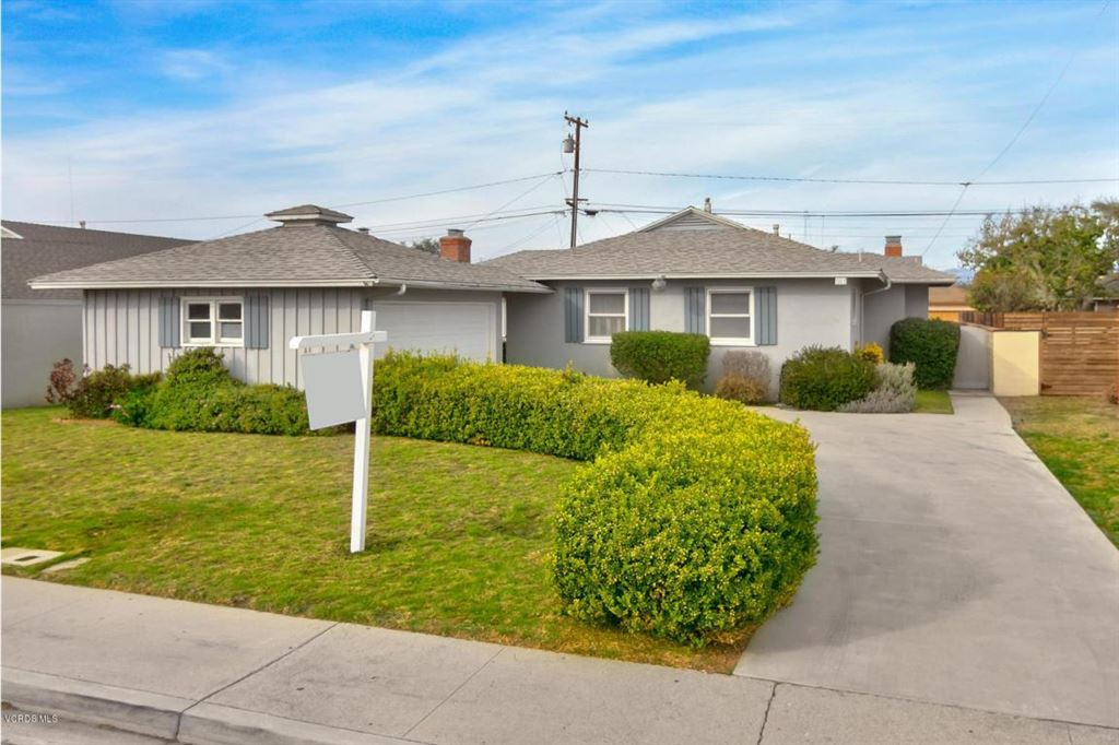 Photo for 1103 West BEVERLY Drive, Oxnard, CA 93030 (MLS # 218001107)