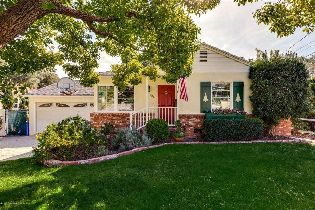 Photo for 3538 PROSPECT Avenue, La Crescenta, CA 91214 (MLS # 818001107)