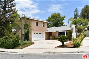 Photo of 5512 GLADEHOLLOW Court, Agoura Hills, CA 91301 (MLS # 18364108)