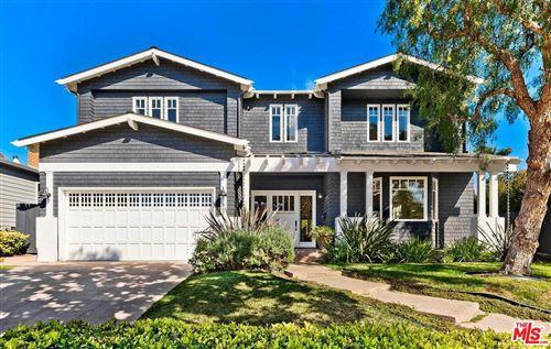 Photo of 862 HARTZELL Street, Pacific Palisades, CA 90272 (MLS # 20561108)