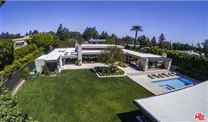 Photo of 917 HARTFORD Way, Beverly Hills, CA 90210 (MLS # 17228110)