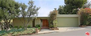 Photo of 2436 GREEN VIEW Place, Los Angeles , CA 90046 (MLS # 18323110)