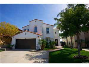 Photo of 26156 TWAIN Place, Stevenson Ranch, CA 91381 (MLS # SR18060110)