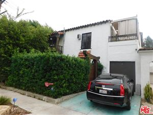 Photo of 8702 ROSEWOOD Avenue, West Hollywood, CA 90048 (MLS # 18305112)