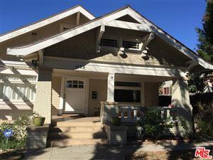 Photo of 1175 North LOS ROBLES Avenue, Pasadena, CA 91104 (MLS # 18409112)