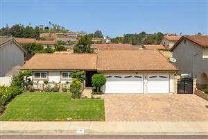 Photo of 535 CORTE COLINA, Camarillo, CA 93010 (MLS # 218009112)