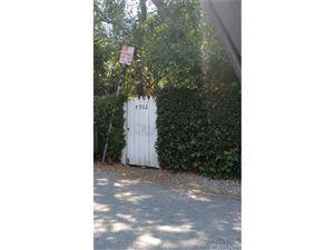 Photo of 7932 WOODROW WILSON Drive, Hollywood Hills, CA 90046 (MLS # SR17186112)