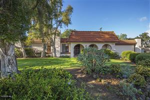 Photo of 705 ALOMAR Street, Ojai, CA 93023 (MLS # 218003113)