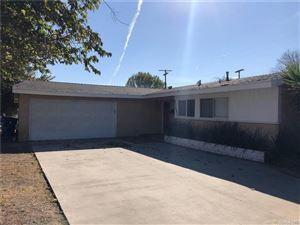 Photo of 11451 STRANWOOD Avenue, Granada Hills, CA 91344 (MLS # SR17275113)