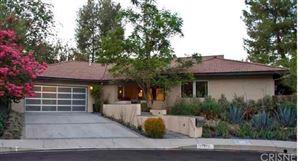Photo of 17372 QUESAN Place, Encino, CA 91316 (MLS # SR18119113)