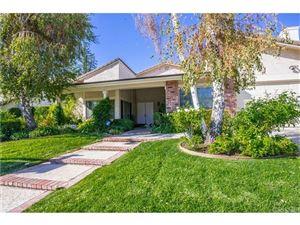 Photo of 6329 MEADOW HAVEN Drive, Agoura Hills, CA 91301 (MLS # SR18263113)