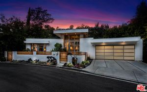 Photo of 1347 BRAERIDGE Drive, Beverly Hills, CA 90210 (MLS # 17244114)