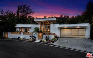 Photo of 1347 BRAERIDGE Drive, Beverly Hills, CA 90210 (MLS # 17244114)