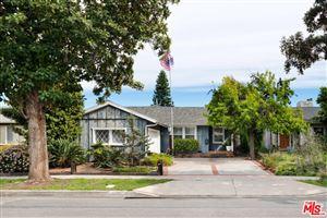 Photo of 11246 MCDONALD Street, Culver City, CA 90230 (MLS # 18324114)
