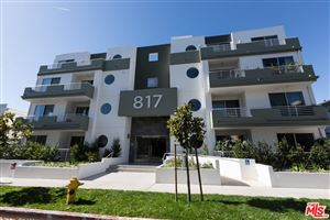 Photo of 817 North ALFRED Street #204, Los Angeles , CA 90069 (MLS # 19433114)