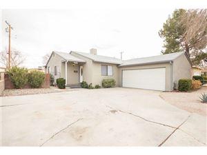 Photo of 45442 NEWTREE Avenue, Lancaster, CA 93534 (MLS # SR19037114)