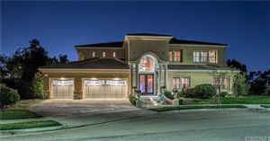 Photo of 18542 SHETLAND Place, Granada Hills, CA 91344 (MLS # SR19166114)