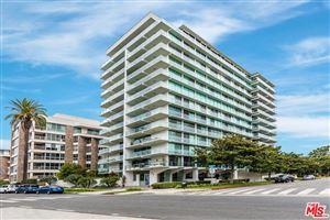 Photo of 535 OCEAN Avenue #6B, Santa Monica, CA 90402 (MLS # 17270116)