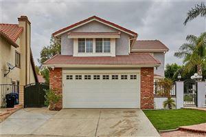 Photo of 12148 OAK SPRINGS Lane, PORTER RANCH, CA 91326 (MLS # SR19229116)