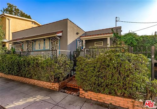 Photo of 6340 LEXINGTON Avenue, Los Angeles , CA 90038 (MLS # 19536118)