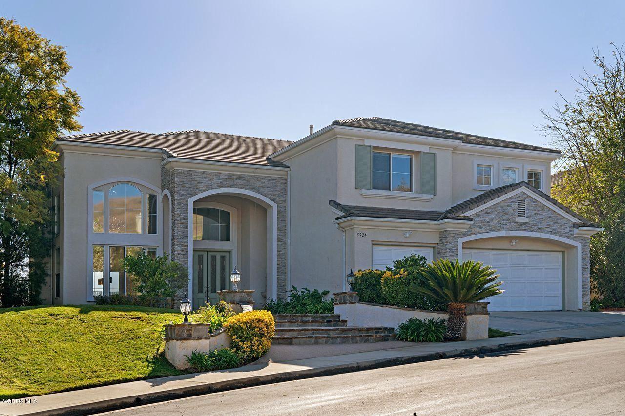 Photo of 3924 LEIGHTON POINT Road, Calabasas, CA 91301 (MLS # 220002118)