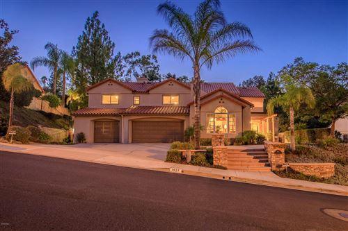 Photo of 1827 KIRSTEN LEE Drive, Westlake Village, CA 91361 (MLS # 219012119)