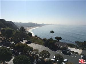 Photo of 17350 West SUNSET #703, Pacific Palisades, CA 90272 (MLS # 18375120)