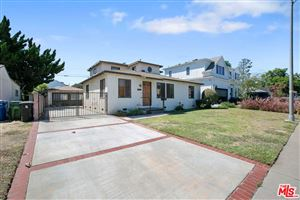 Photo of 3531 South BARRINGTON Avenue, Los Angeles , CA 90066 (MLS # 18387120)