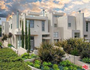Photo of 231 BAY Street #4, Santa Monica, CA 90405 (MLS # 19467120)