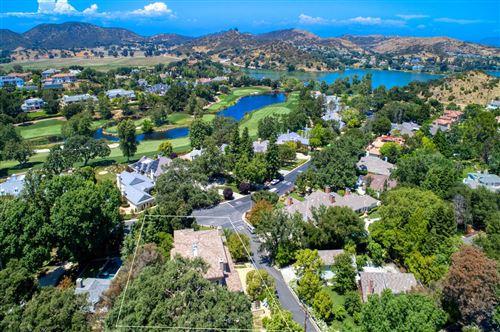 Photo of 100 UPPER LAKE Road, Westlake Village, CA 91361 (MLS # 219012120)
