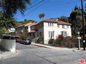 Photo of 2200 VISTA DEL MAR Avenue, Los Angeles , CA 90068 (MLS # 18317122)