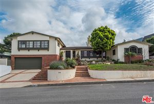 Photo of 288 BELLINO Drive, Pacific Palisades, CA 90272 (MLS # 19426122)