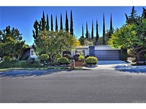 Photo of 4434 NOGALES Drive, Tarzana, CA 91356 (MLS # SR19033123)