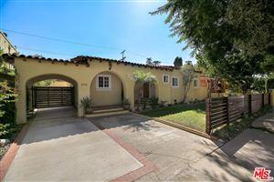 Photo of 8938 CADILLAC Avenue, Los Angeles , CA 90034 (MLS # 18382124)