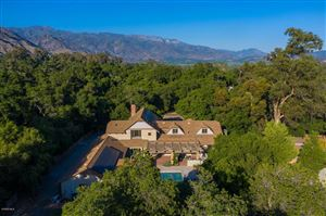 Photo of 603 PALOMAR Road, Ojai, CA 93023 (MLS # 219009125)