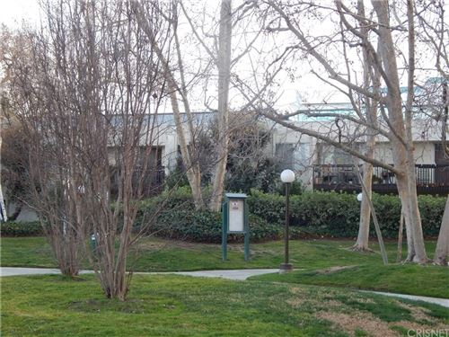 Photo of 23515 LYONS Avenue #278, Valencia, CA 91355 (MLS # SR20013125)