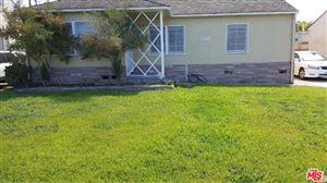 Photo of 8624 LILIENTHAL Avenue, Los Angeles , CA 90045 (MLS # 18348126)