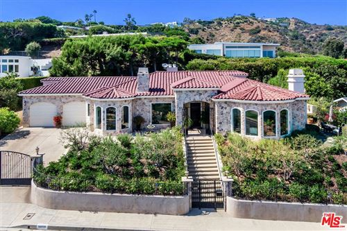 Photo of 16669 CHARMEL Lane, Pacific Palisades, CA 90272 (MLS # 20553126)