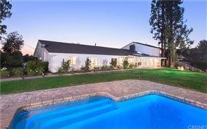 Photo of 25021 JIM BRIDGER Road, Hidden Hills, CA 91302 (MLS # SR19239127)
