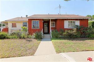 Photo of 11205 WOOLFORD Street, Culver City, CA 90230 (MLS # 18376128)