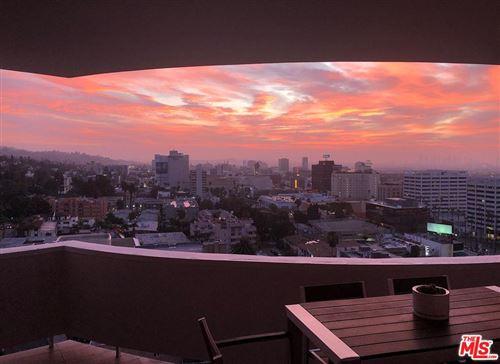 Photo of 7250 FRANKLIN Avenue #1101, Los Angeles , CA 90046 (MLS # 20557128)