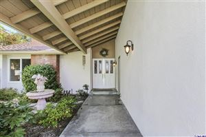 Photo of 4620 LEIR Drive, La Canada Flintridge, CA 91011 (MLS # 318004128)