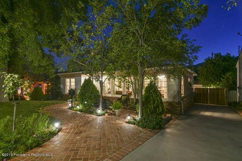 Photo of 3424 MARY ANN Street, Glendale, CA 91214 (MLS # 819005128)